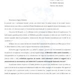 Lettera aperta al Ministro Speranza