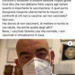 Lockdown per i non vaccinati? Basta con questa retorica da stato comunista!
